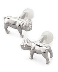 Animal Stiff Bar Cuff Links Pooch Tateossian