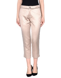 Soho De Luxe Casual Pants Copper