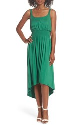 Felicity And Coco Harlow High Low Tank Dress Kelly Green