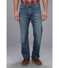 Lucky Brand 181 Relaxed Straight In Delwood L Delwood Men's Jeans Blue