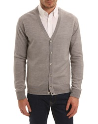 Menlook Label Oliver Grey Cardigan