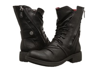 Rocket Dog Tyree Black Spartan Women's Lace Up Boots