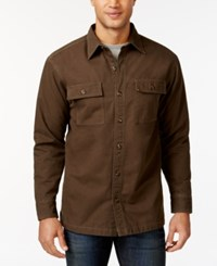 G.H. Bass And Co. Shirt Jacket