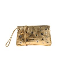 Pinko Bags Handbags Women Gold