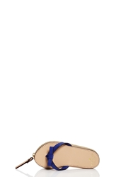 Kate Spade Splash Out Flip Flop Coin Purse Aegean Cobalt