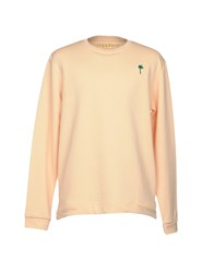 Happiness Sweatshirts Apricot