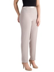 Chesca Pull On Stretch Trousers Mink