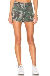 Pam And Gela Camo Short Gray