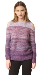 Rebecca Minkoff Page Sweater Ombre Space Dye