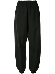 Alexander Wang Pull On Trousers Black