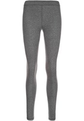 Under Armour Favorite Tights Carbon Heather Harmony Red Grey