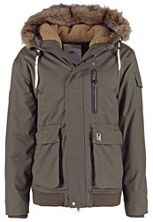 Quiksilver Arris Winter Jacket Beluga Dark Grey