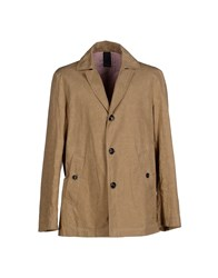 People Suits And Jackets Blazers Men Khaki
