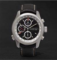 Bremont Alt1 Wt Bk World Timer Automatic Chronograph Watch