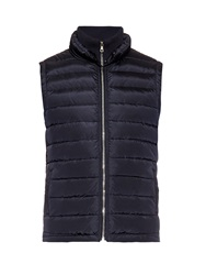 Orlebar Brown Dwight Ii Down Quilted Gilet