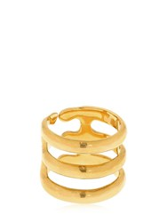 Aurelie Bidermann Esteban Ring Gold