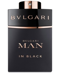 Bulgari Bvlgari Man In Black Eau De Parfum Spray 2 Oz No Color