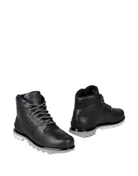 Porsche Design Sport By Adidas Ankle Boots Black