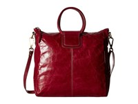 Hobo Sheila Red Plum Tote Handbags
