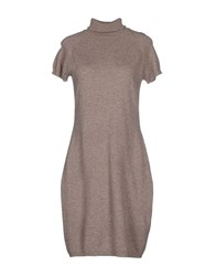 J For James Dresses Short Dresses Women Dove Grey