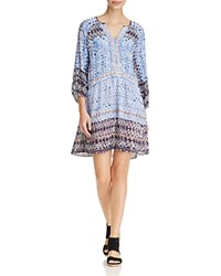 Nic Zoe And Sunny Days Tunic Top Multi
