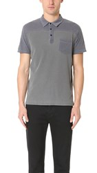 Splendid Mills Short Sleeve Polo Lead