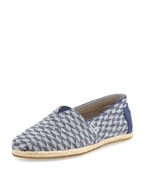 Alpagarta Patterned Flat Shoe Toms