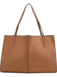 Maiyet 'Sia East West Shopper' Tote Bag Brown