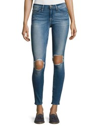 Frame Le Skinny De Jeanne Jeans Irving Light Blue
