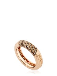 Marco Ta Moko The Other Half Rose Gold Ring