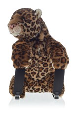 Dolce And Gabbana Leopard Backpack Animal