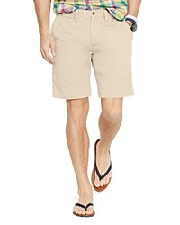 Polo Ralph Lauren Relaxed Fit Twill Surplus Shorts Spring Beige