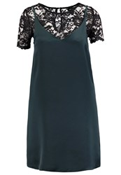 New Look 2In1 Summer Dress Dark Green