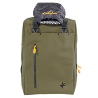The Shrine Co. Weekender Backpack Olive