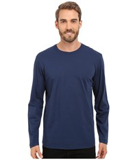 Mod O Doc Salt Creek Long Sleeve Crew New Navy Men's T Shirt