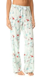 Morgan Lane Chantal Pj Pants Mint
