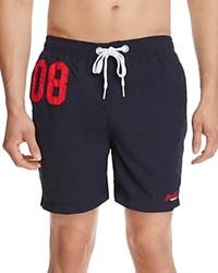 Superdry Premium Water Polo Shorts Navy