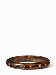 Kate Spade Out Of Her Shell Small Bangle Tortoise Multi