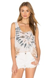 Lacausa Hemp Shrub Tank Ivory