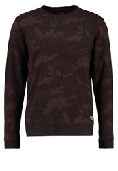 Petrol Industries Sweatshirt Crude Oil Brown