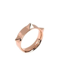 Tom Binns Rings Copper