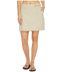 Royal Robbins Jammer Skort Light Khaki