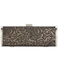 Styleandco. Style And Co. Demi Metallic Tooled Clutch Bronze