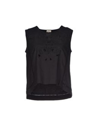 Dress Gallery Tops Black