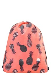 Roxy Rucksack Neon Grapefruit Orange
