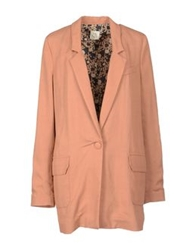 Attic And Barn Attic And Barn Full Length Jackets Skin Color