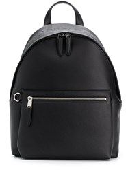 Mulberry Zipped Small Backpack Black