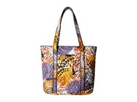 Vera Bradley 2.0 Painted Feathers Tote Handbags Multi