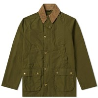 Barbour Washed Bedale Jacket Japan Collection Green