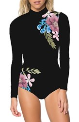O'neill Women's Glamour Long Sleeve Swimsuit
